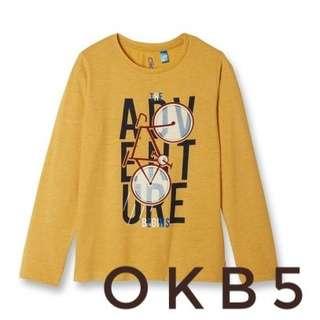 Okaidi Printed T-shirt