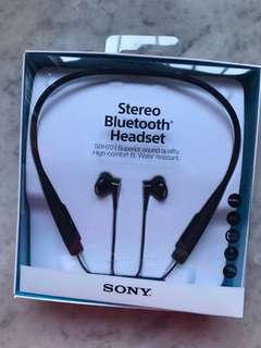 藍牙耳機 Sony SBH70
