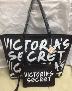 Victoria's Secret Tote with Pouch