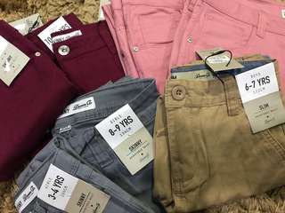 [readystock] Primark boys/girls trousers