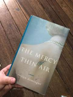 Mercy of a thin air by ronlyn domingue