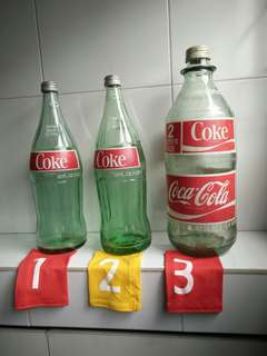 $10  +  Your Offer Price.  COKE