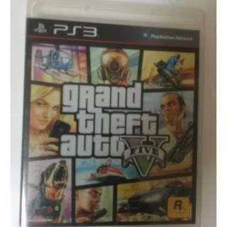 俠盜獵車手5 GTA5 含DLC PS3 Grand Theft Auto V
