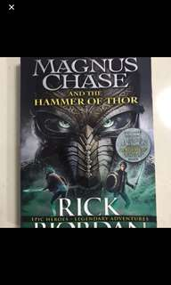 Magnus Chase and the Hammer of Thor Rick Riordan