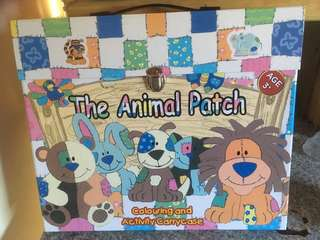 Animal patch activity case