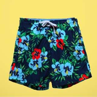 SALE!!! Beach Summer Board Shorts Floral