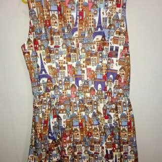 Dress eiffel