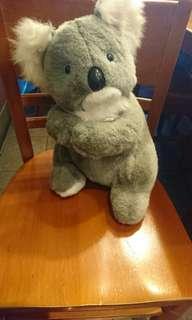 澳洲無尾熊(灰)