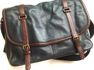Coach - Brown messager bag