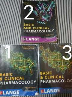 KATZUNG PHARMACOLOGY BOOK