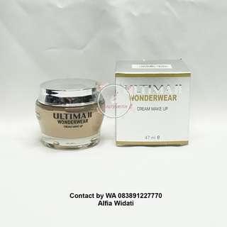 Ultima II Wonderwear Cream MakeUp - Linen