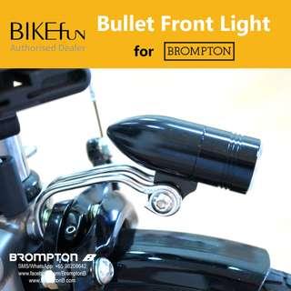 BIKEfun Bullet Front Light (for Bromptons)