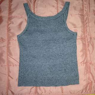 Gray (knitted) (Fits to S-M)