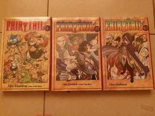 Fairy Tail manga