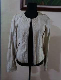 Promod Leatherette Jacket