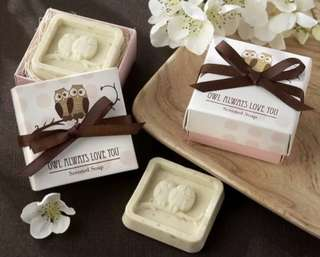 [PO] Owl scented bath shower body hand soap