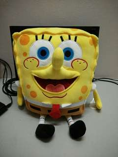 Spongebob soft toy 海绵宝宝