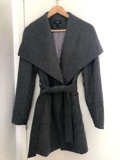 Beautiful Oxford Grey Coat
