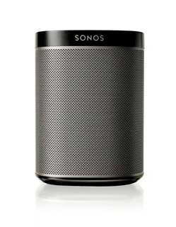 BNIB with Warranty - SONOS Play: 1 Speaker WIFI Stream not Bluetooth (Black)