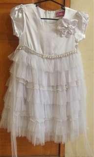 Barbie White Dress