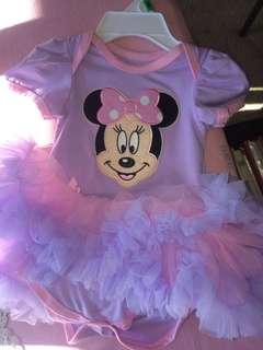 Brand new Minnie onesie 000