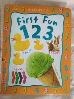 First Fun 123