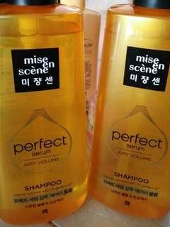 Mise en scene Perfect serum airy volume Shampoo 680ml