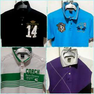 💝 Coach Polo Shirt Collection