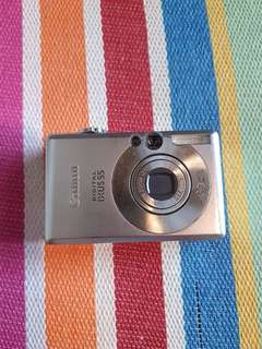 Canon Camera Ixus 55 5MP