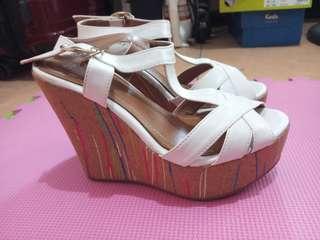 CLN Wedge Sandals Heels