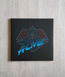 Daft Punk - Alive LP