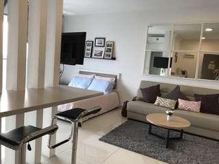 Studio unit fully furnished at Evo Bangi
