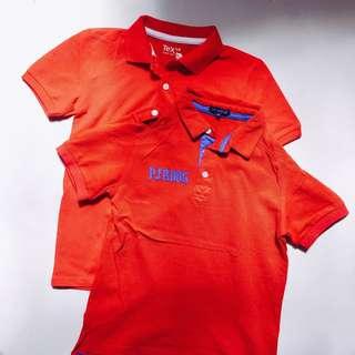 Periwinkle Jr. Polo Shirt