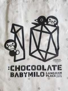 A Bathing  Ape  Baby Milo Tote bag 2015年朗豪坊限定特別非賣品