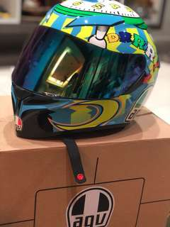 AGV Helmet k3 wake up