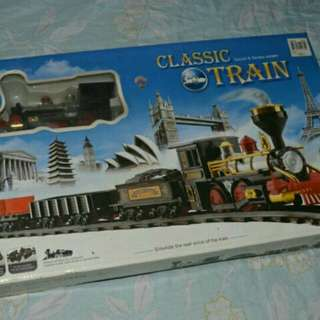 REPRICED 180 ONLY CLASSIC TRAIN