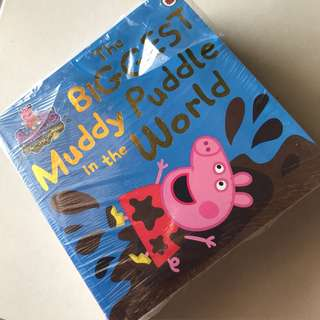 Peppa Pic 20 books series + 1 DVD AND 1 CD