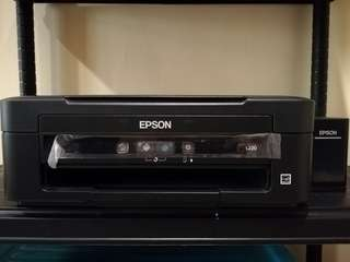 Epson L220 With build in scanner (Not for fussy Buyer)