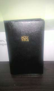 BIBLE (King James Version 1987)