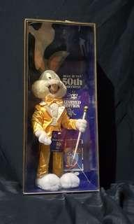 1990 bugs bunny 50th birthday by 24k company