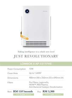 Coway Air Purifiers FREE REGISTER!! 017-9042480 (AIZAT)
