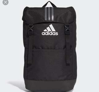 Adidas 3 stripes back pack