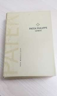 patek Philippe 2009 model catalog