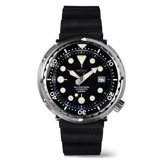 Shark diver automatic watch