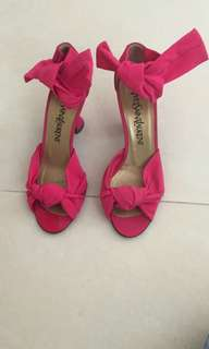 Used YSL shoes, 36 1/2
