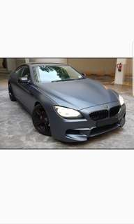 BMW 640i Coupe Auto M-Sport