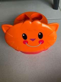 Playskool shape bucket
