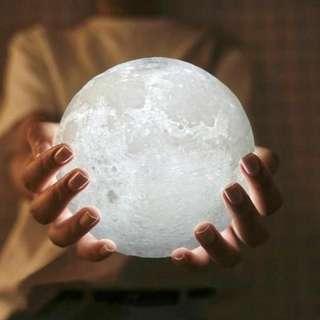 """14"""" Lunar lamp"""
