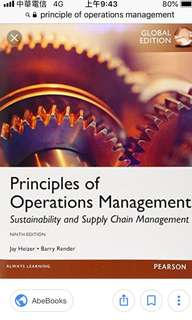 🚚 作業管理 營運管理 principle of operation management