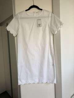 COS - Dress - White